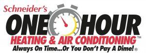 Schneider's One Hour Heating & Air